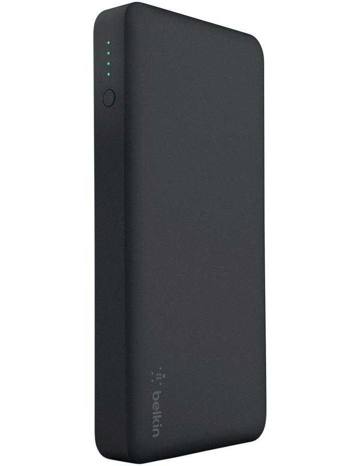 Pocket Power 15000mAh Power Bank - Black image 1