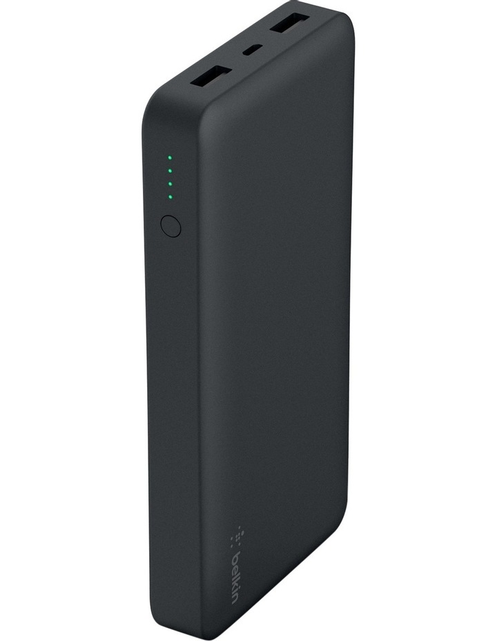 Belkin Pocket Power 15000mAh Power Bank - Black