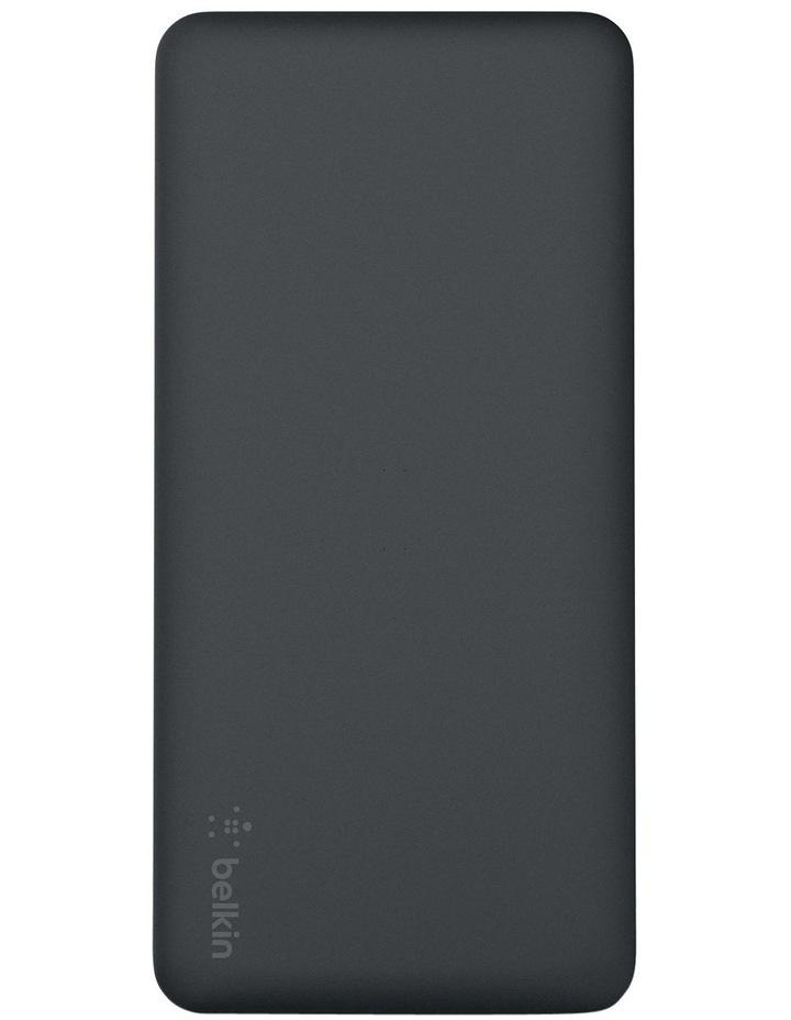 Pocket Power 15000mAh Power Bank - Black image 3