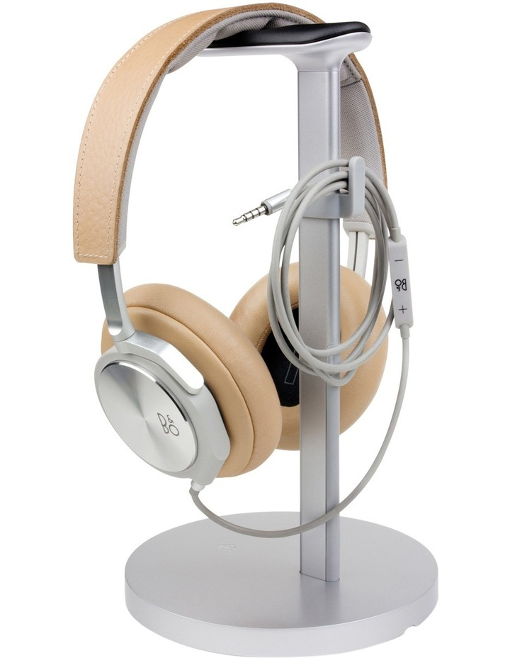 Fermata Headphone Charging Stand - Silver image 1