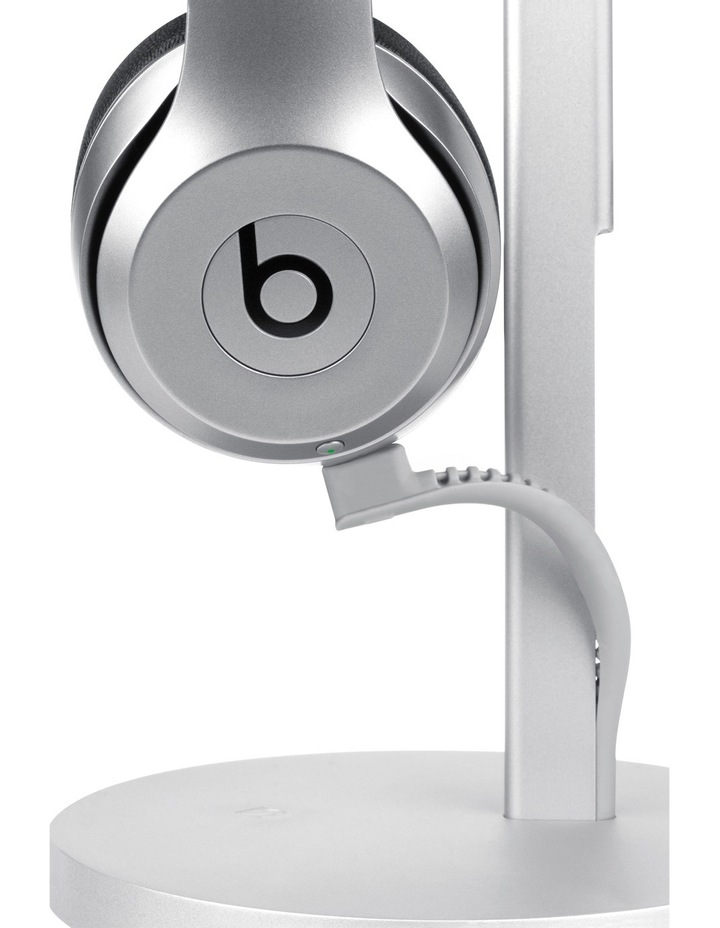 Fermata Headphone Charging Stand - Silver image 3
