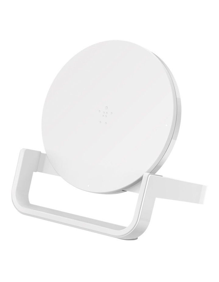 BOOST UP Wireless Charging Stand 10W for Apple, Samsung, LG and Sony image 1