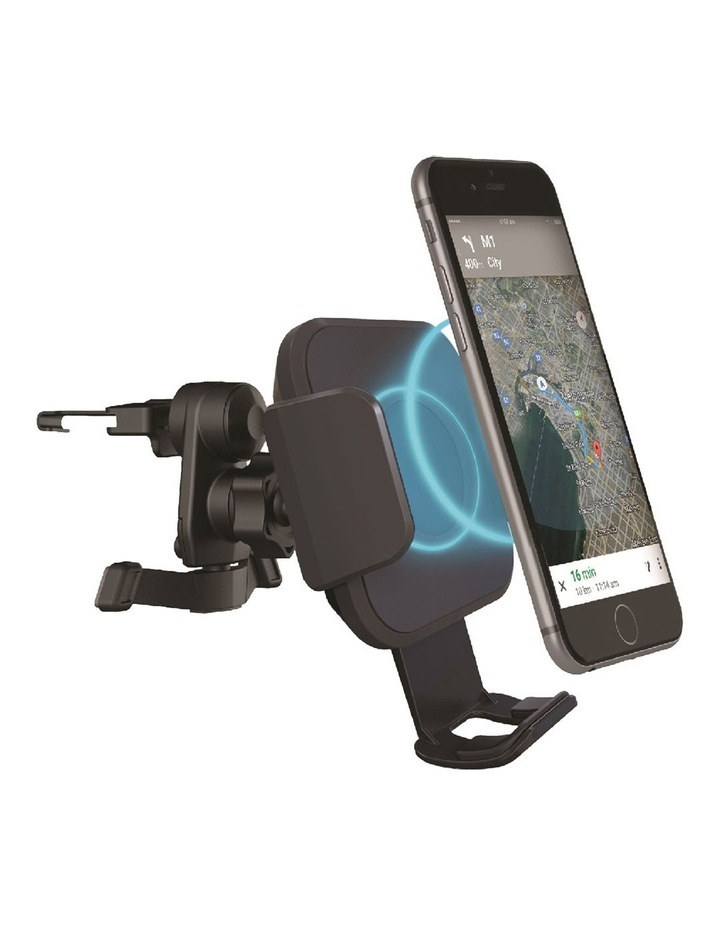 Cygnett Race Wireless Car Charger and Vent Mount image 1