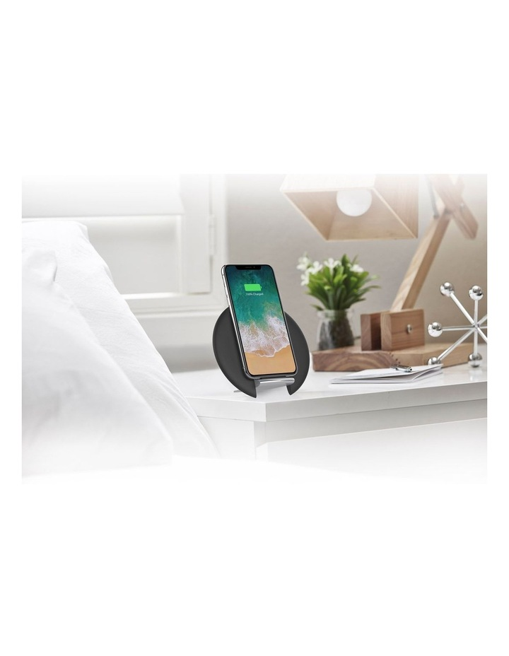 Prime Wireless Desk Charger Premium - Black image 1