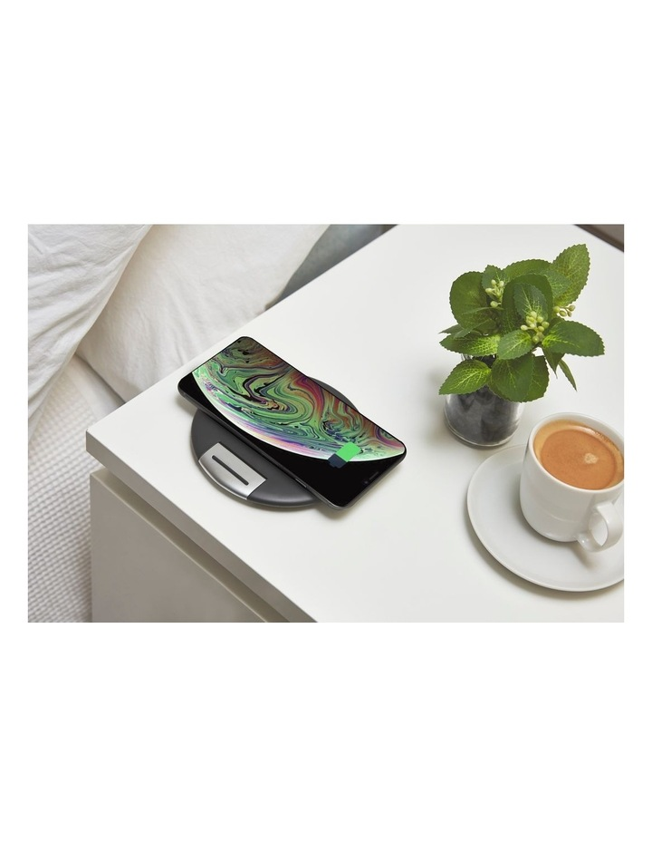 Prime Wireless Desk Charger Premium - Black image 2