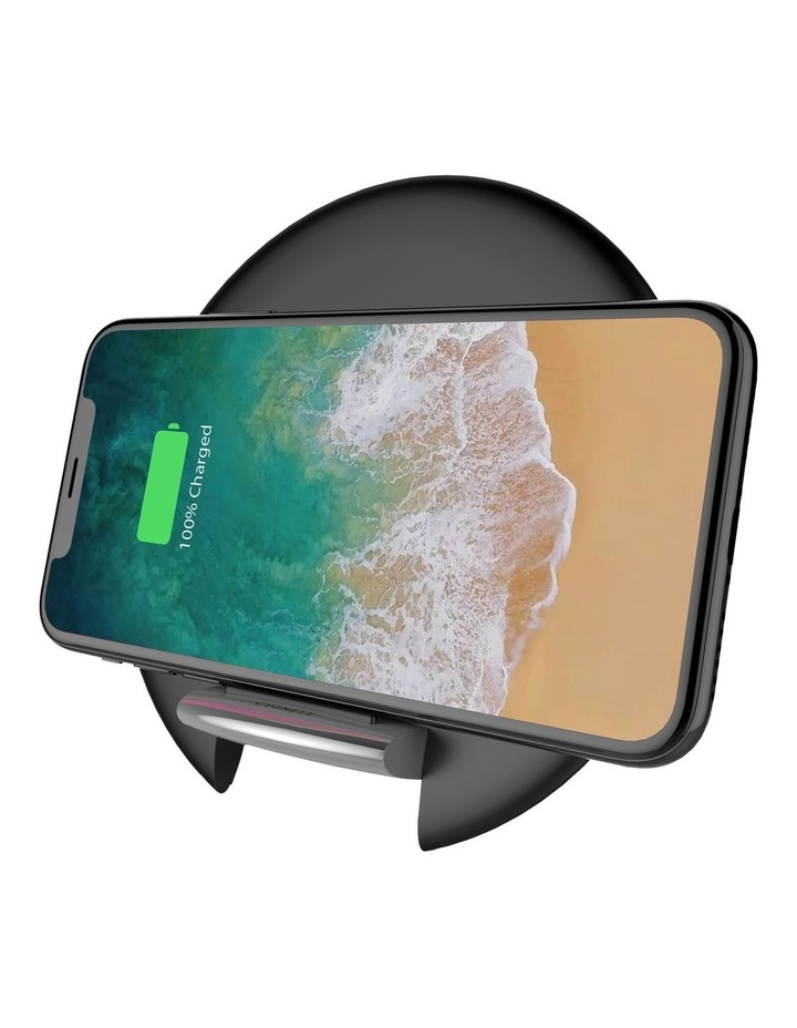 Prime Wireless Desk Charger Premium - Black image 5
