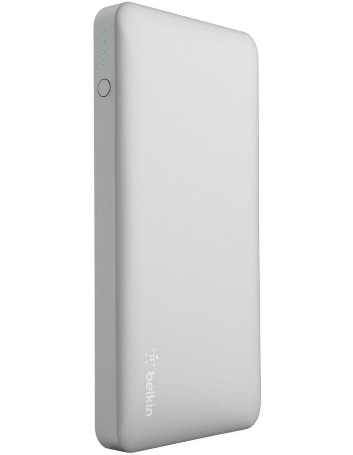 Pocket Power 10K Power Bank (aka Portable Charger), Silver image 1