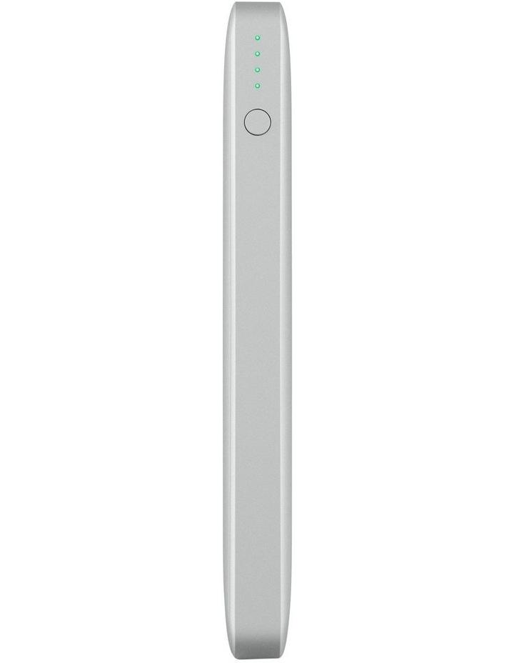 Pocket Power 10K Power Bank (aka Portable Charger), Silver image 2
