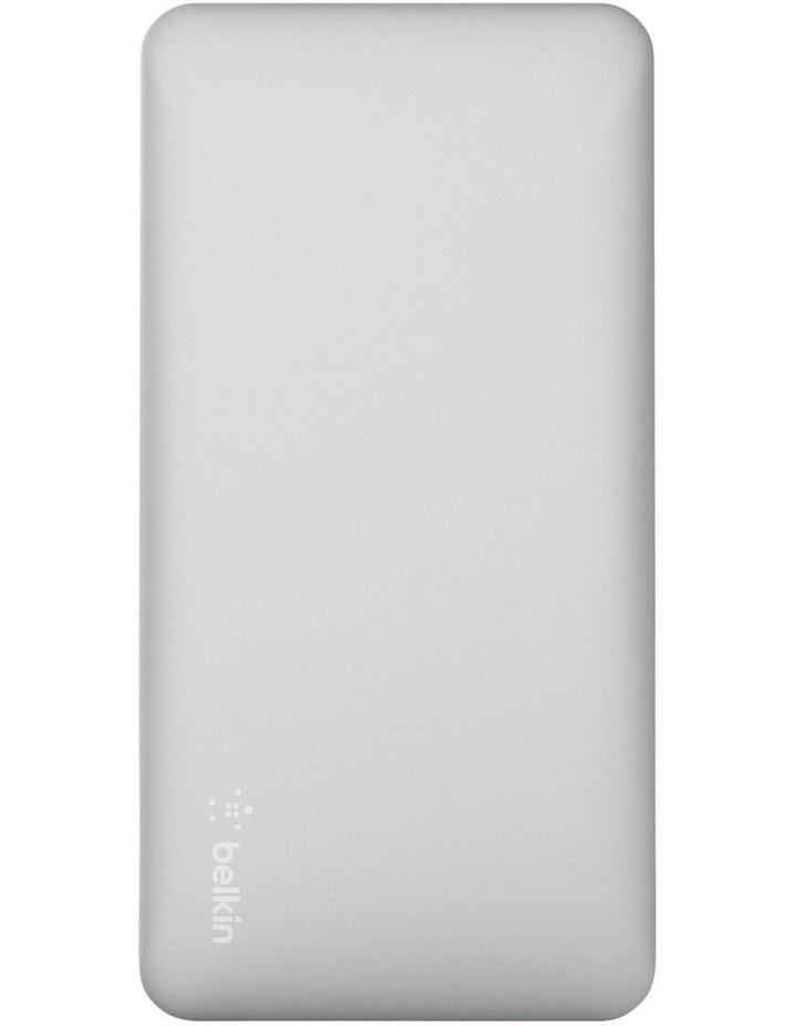 Pocket Power 10K Power Bank (aka Portable Charger), Silver image 4