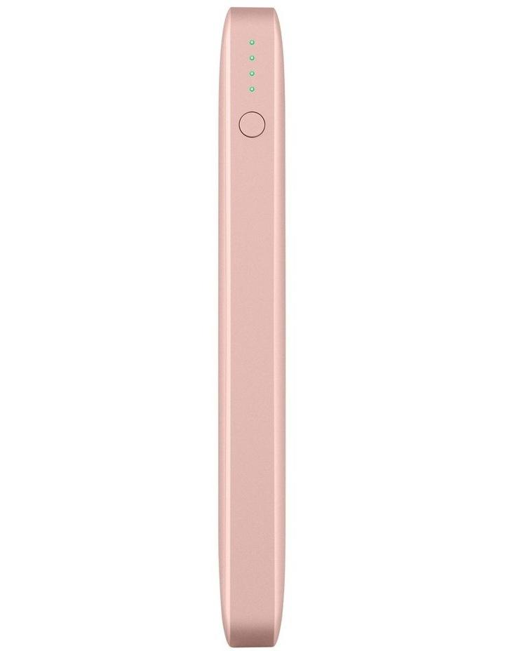 Pocket Power 10K Power Bank (aka Portable Charger), Rose Gold image 2
