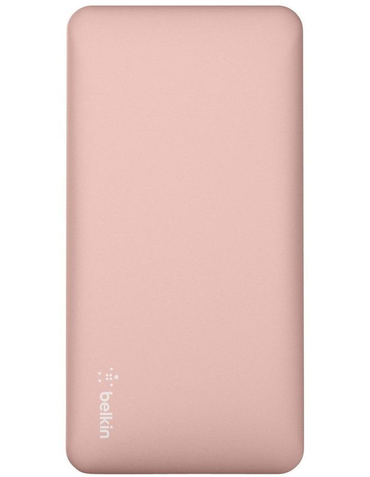 Pocket Power 10K Power Bank (aka Portable Charger), Rose Gold image 3