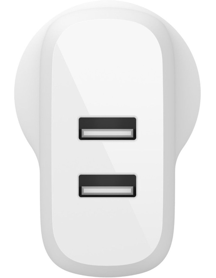 Boost Charge Dual USB-A Wall Charger 24W image 2