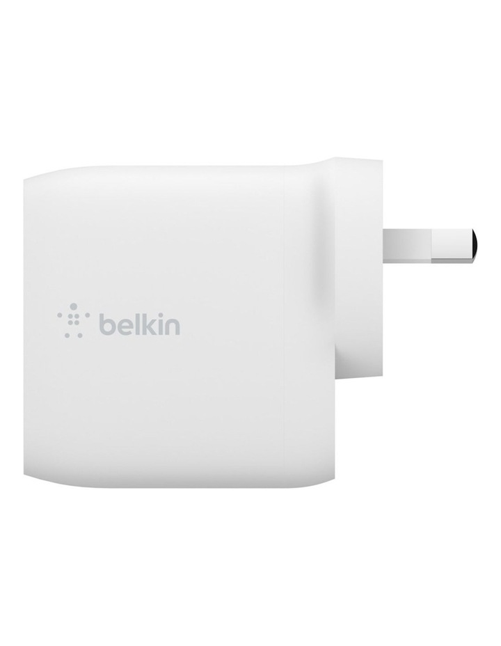 Boost Charge 24W Dual USB-A Wall Charger image 3