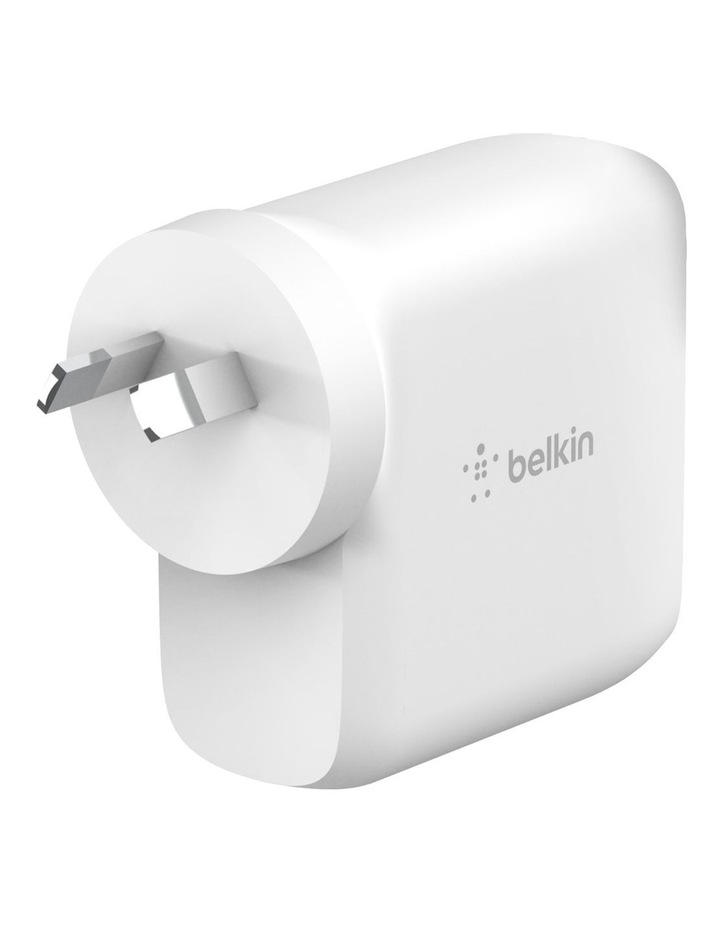 Boost Charge Dual USB-C PD GaN Wall Charger 68W image 5