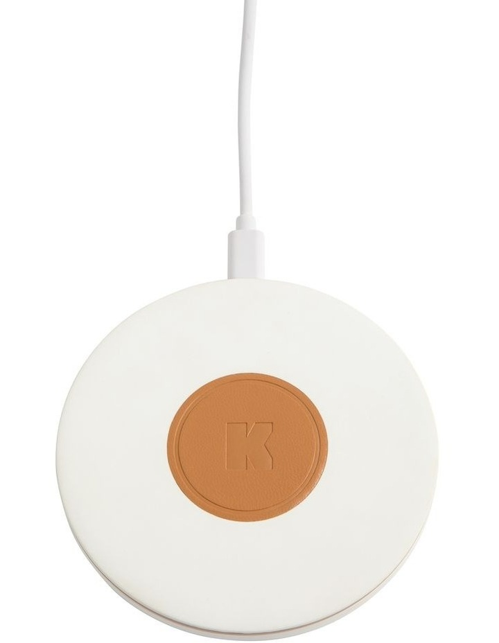 wiCharge White Wireless Charger image 1
