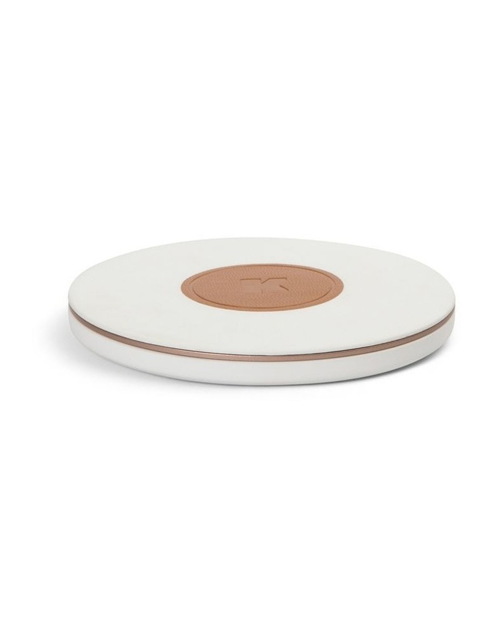 wiCharge White Wireless Charger image 2