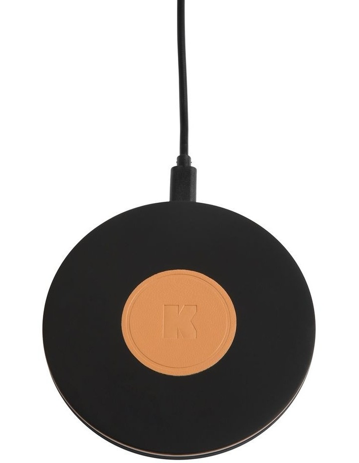 wiCharge Wireless Charger - Black image 1