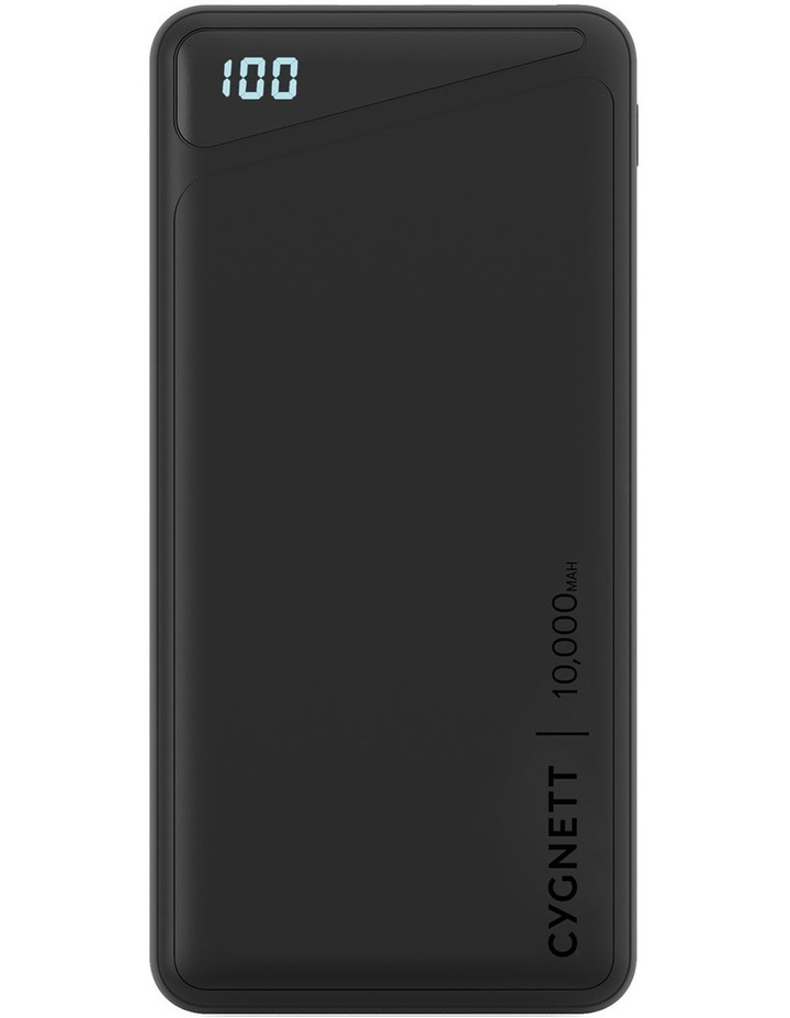 Boost 2 10K Power Bank - Black image 1