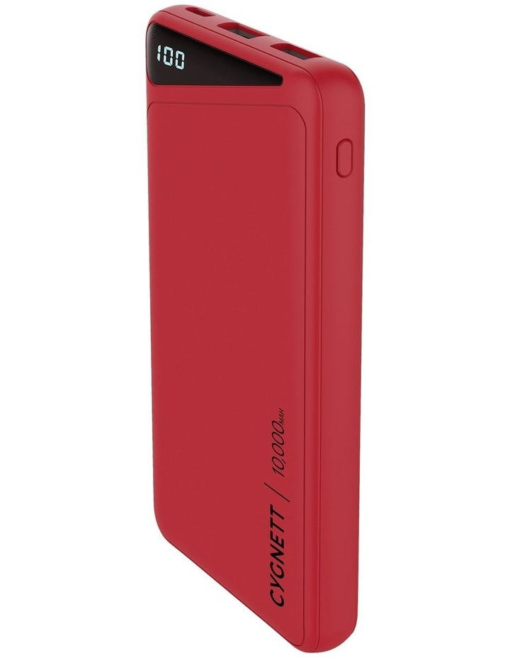 Boost 2 10K Power Bank - Red image 5