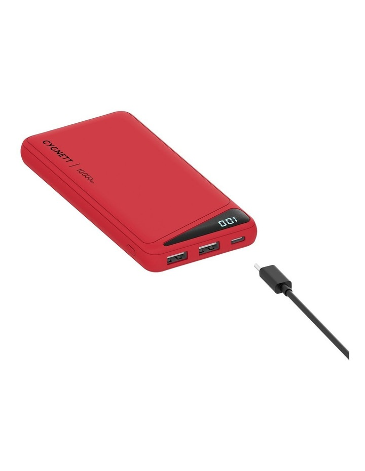 Boost 2 10K Power Bank - Red image 6
