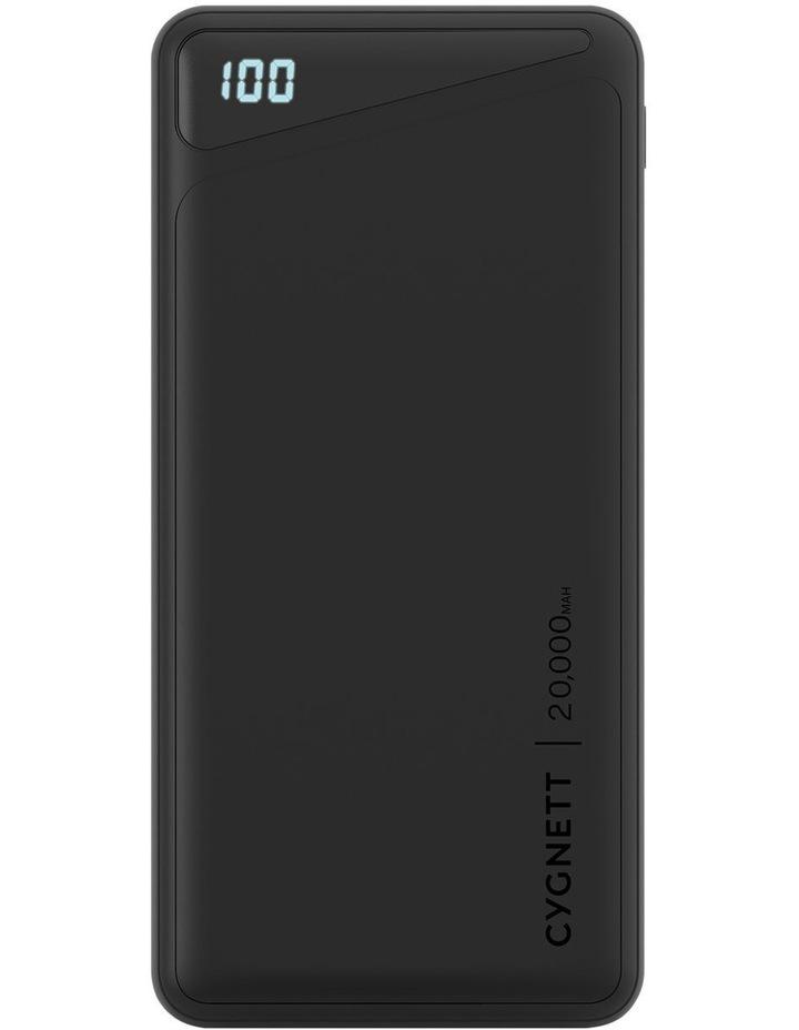 Boost 2 20K Power Bank - Black image 1