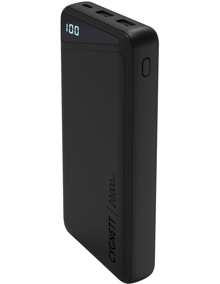Boost 2 20K Power Bank - Black image 5