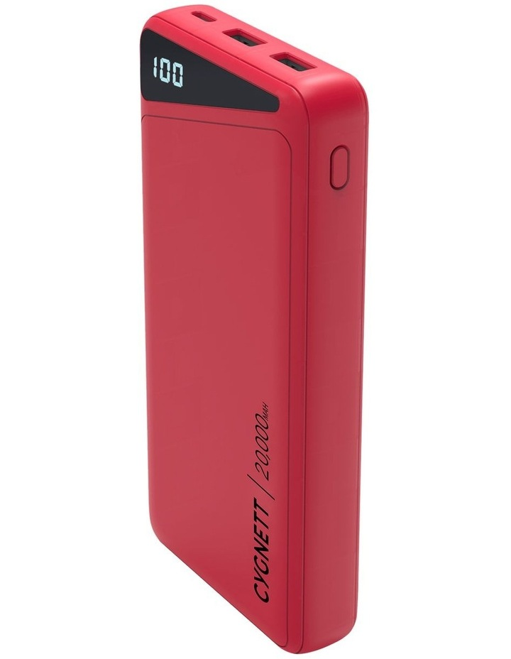 Boost 2 Red 5K Power Bank image 5