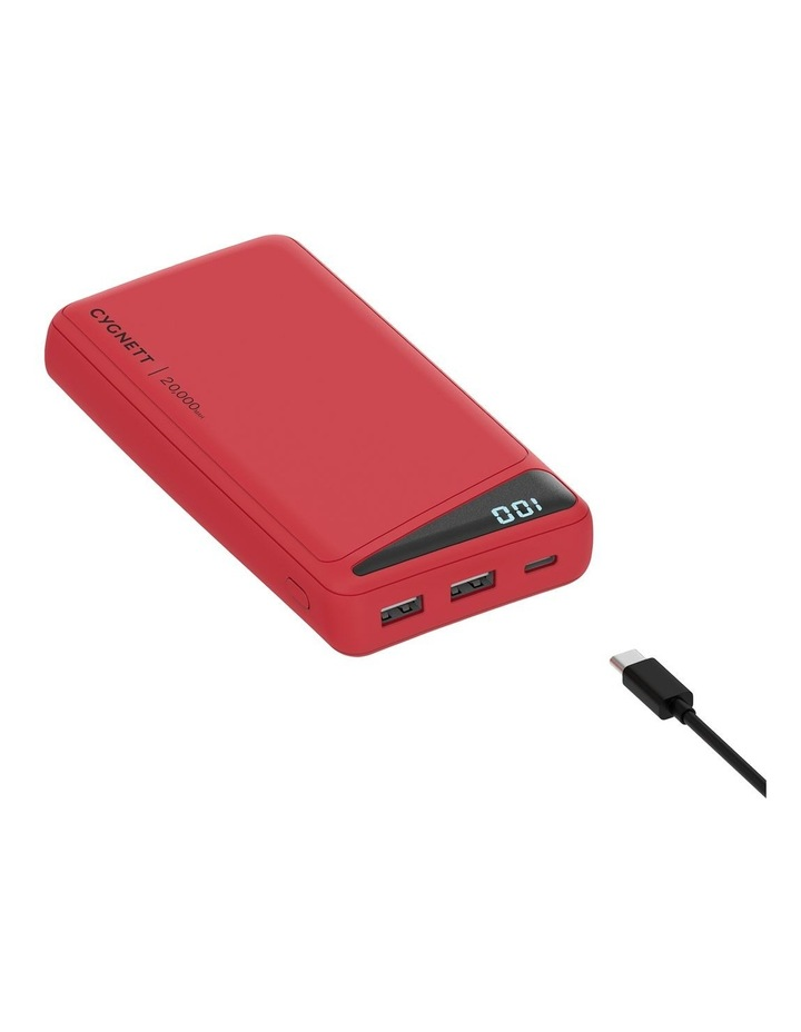 Boost 2 Red 5K Power Bank image 6