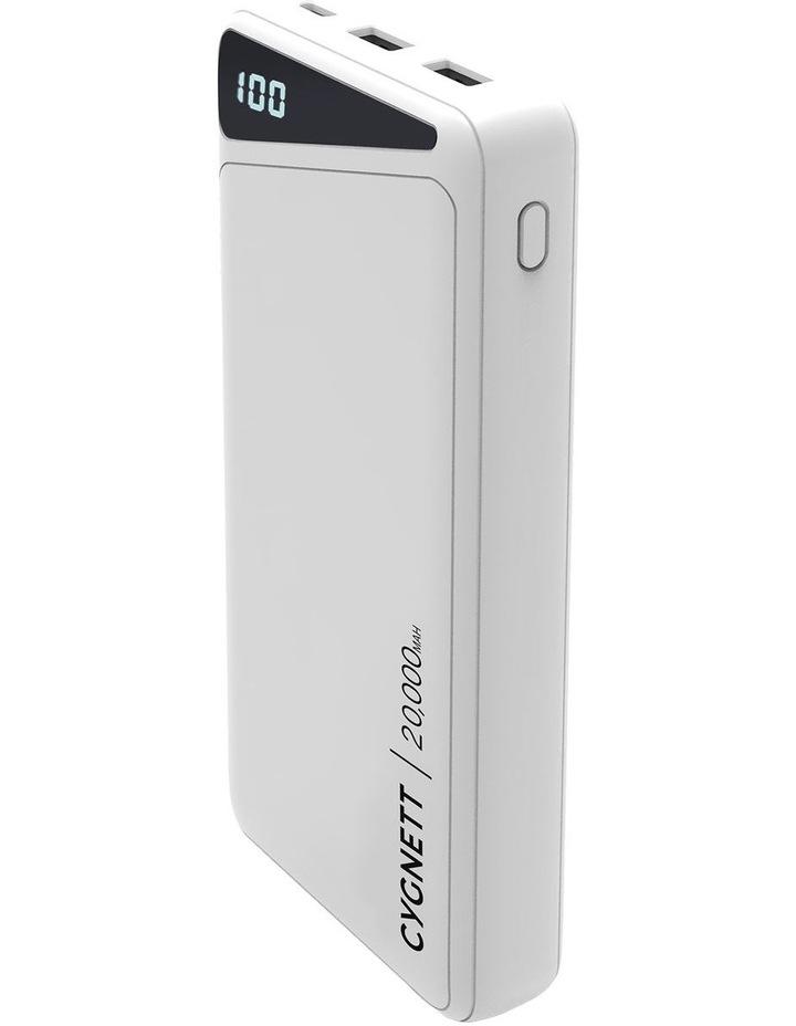 Boost 2 20K Power Bank - White image 5
