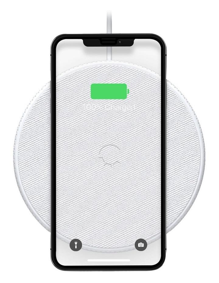 PowerBase II 10W Wireless Charger - White image 2