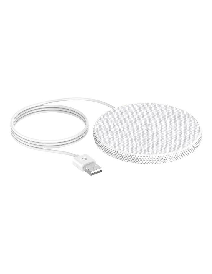 PowerBase II 10W Wireless Charger - White image 4