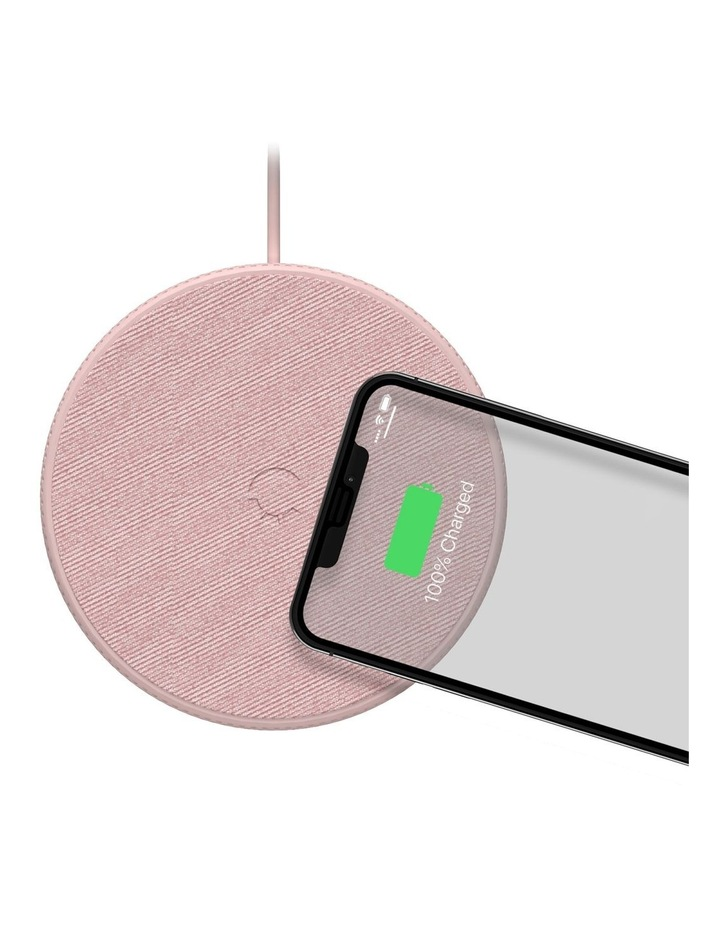 PowerBase II Pink 10W Wireless Charger image 1