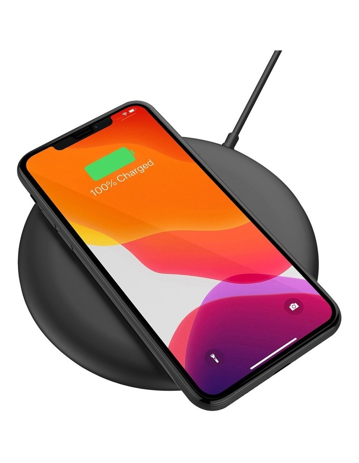 PrimeLite 10W Wireless Charger - Black image 3