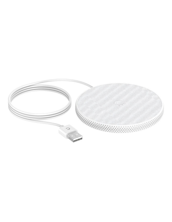 PrimePro 15W Wireless Charger White CY3283PPWIR image 5