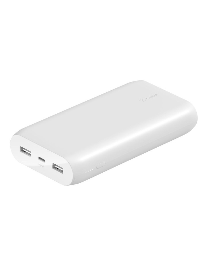 Boost Charge Power Bank 20K image 1