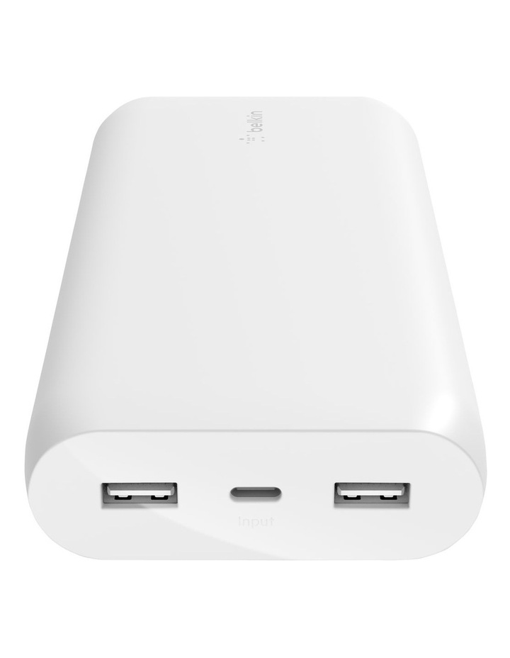 Boost Charge Power Bank 20K image 2