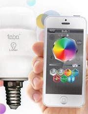 Mini Bluetooth® LED Smart light bulb- 3 pack
