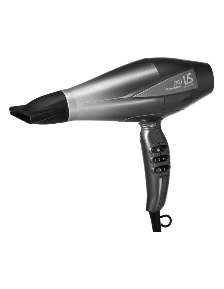 3Q Brushless Digital Motor Hairdryer VSP3QA image 1