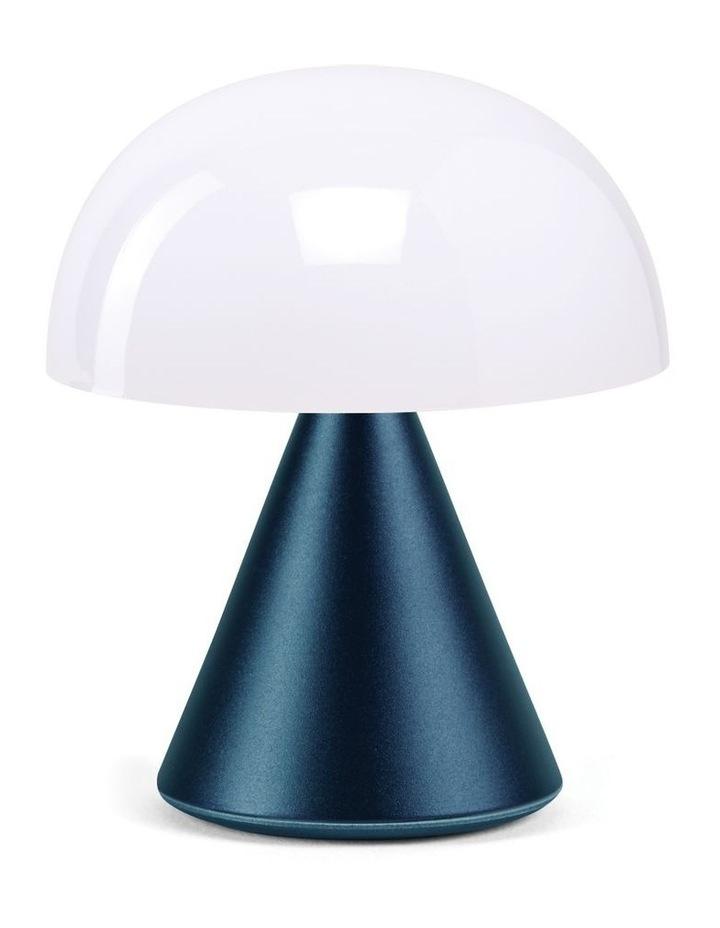 Mina LED Lamp -Dark Blue image 1