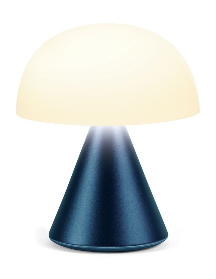 Mina LED Lamp -Dark Blue image 2