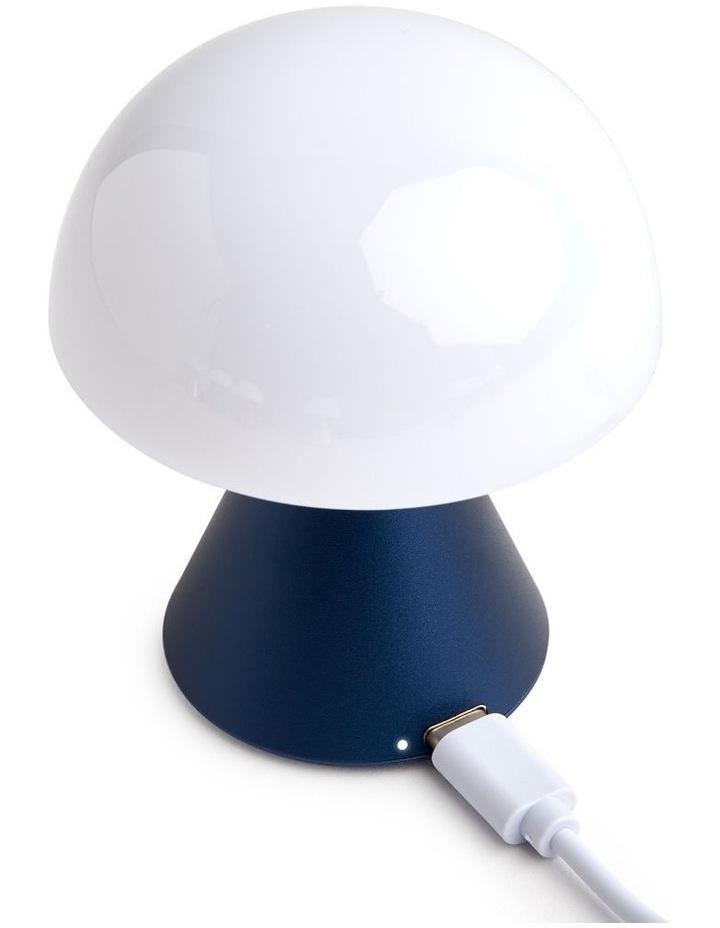 Mina LED Lamp -Dark Blue image 3