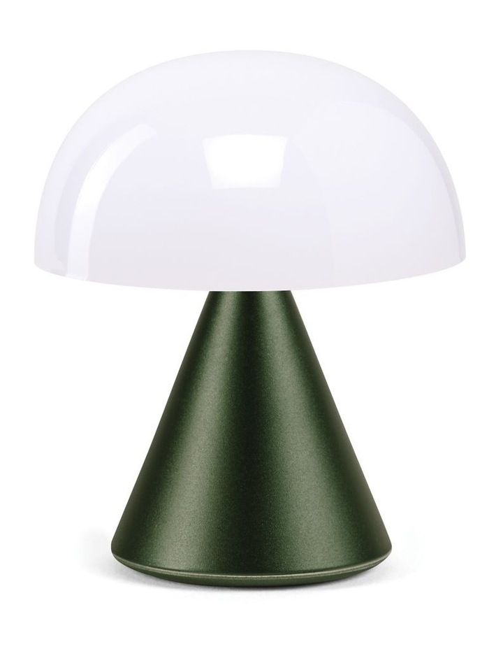 Mina LED Lamp -Dark Green image 1