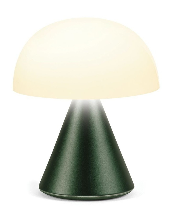 Mina LED Lamp -Dark Green image 2