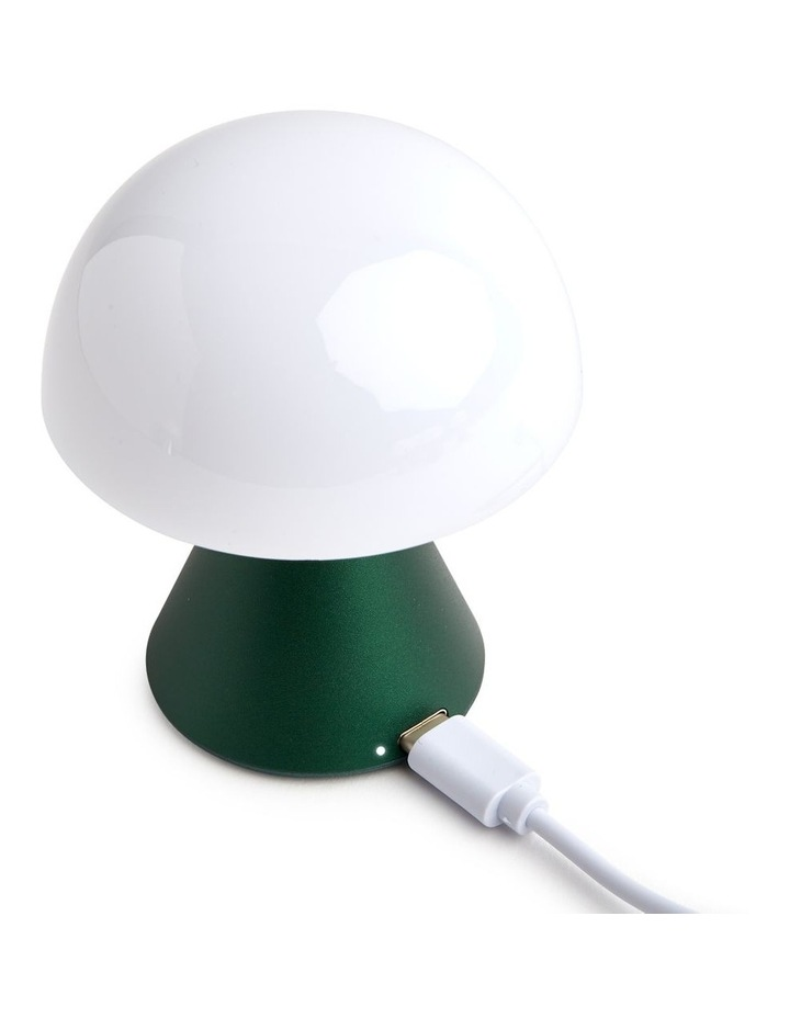 Mina LED Lamp -Dark Green image 3