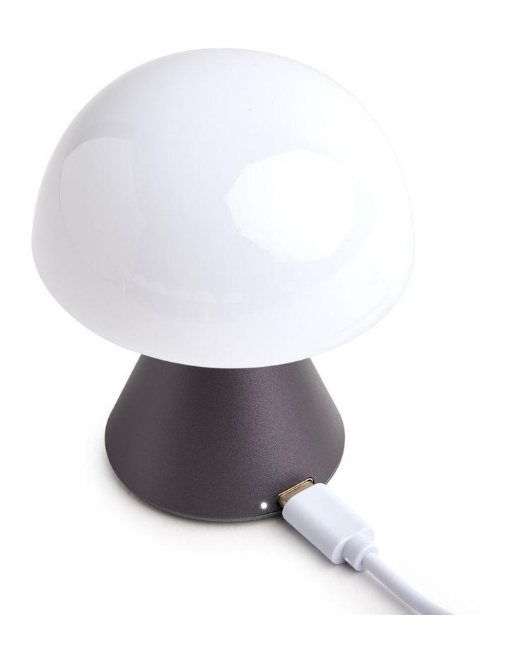 Mina LED Lamp -Gun Metal image 3