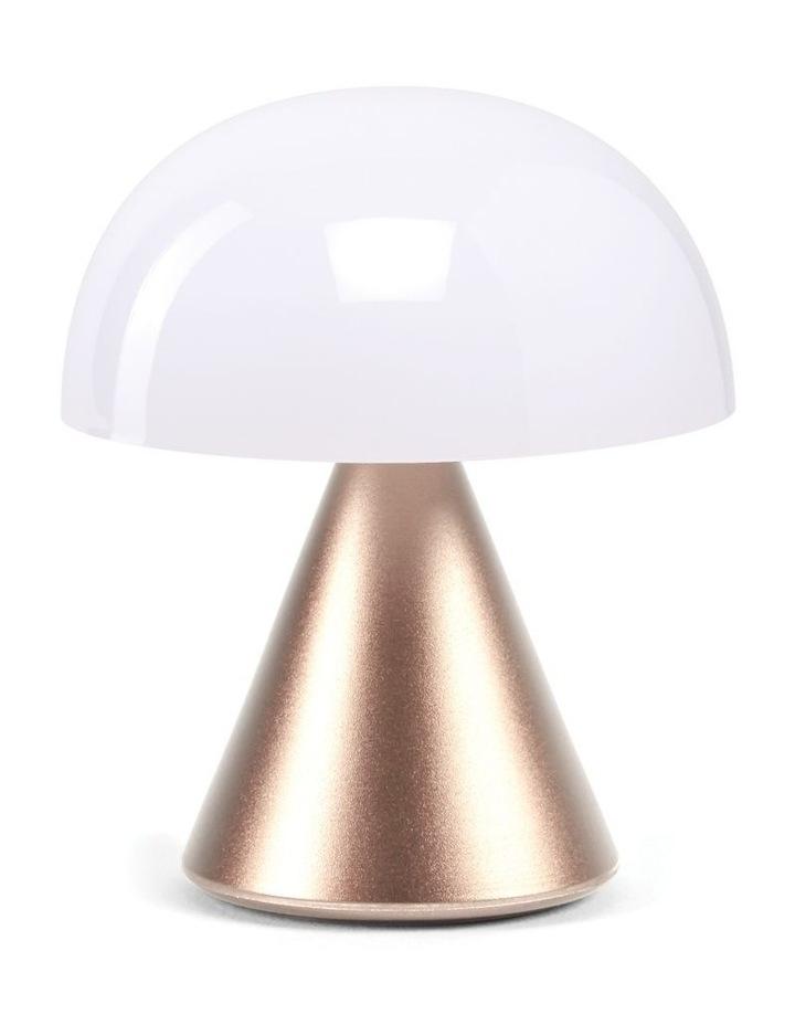 Mina LED Lamp -Light Gold image 1