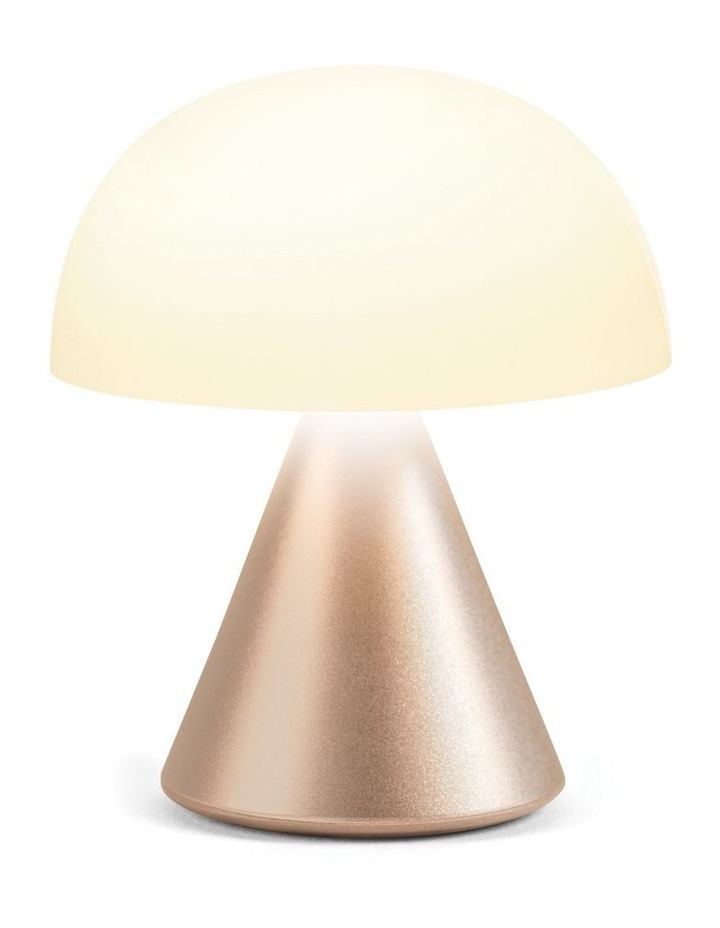Mina LED Lamp -Light Gold image 2