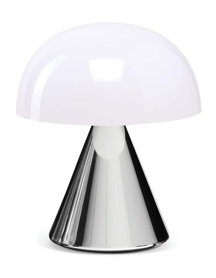 Mina LED Lamp -Metallic Chrome image 1