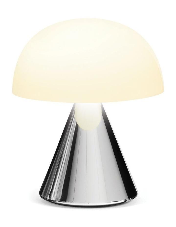 Mina LED Lamp -Metallic Chrome image 2
