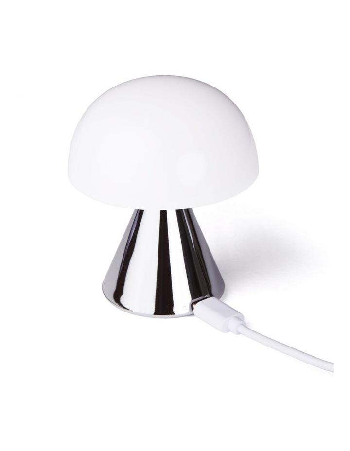 Mina LED Lamp -Metallic Chrome image 3